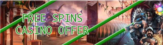 free spins 2018