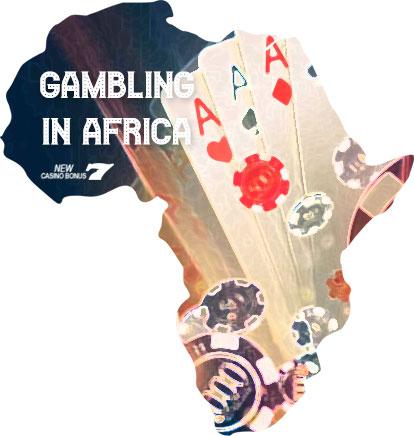 gambling in africa